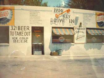 Pueblo Drive In