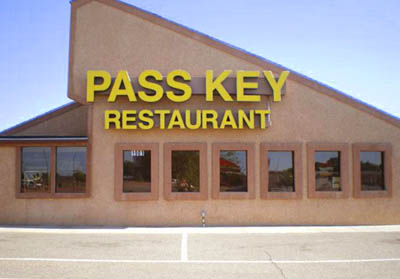 Pass Key Restaurant, Pueblo, Colorado