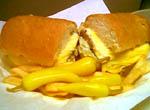 Passkey's Sausage Sandwich